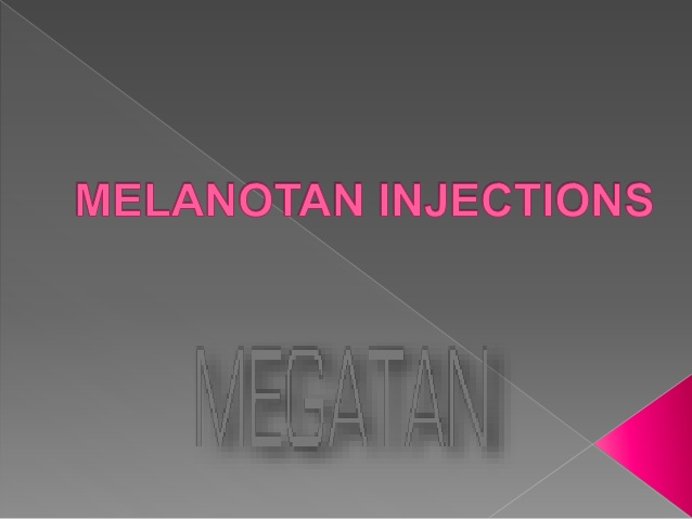 Get Tanned With Melanotan 2