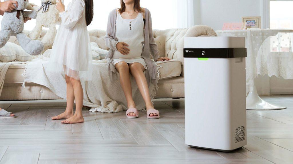 Health benefits of air purifier